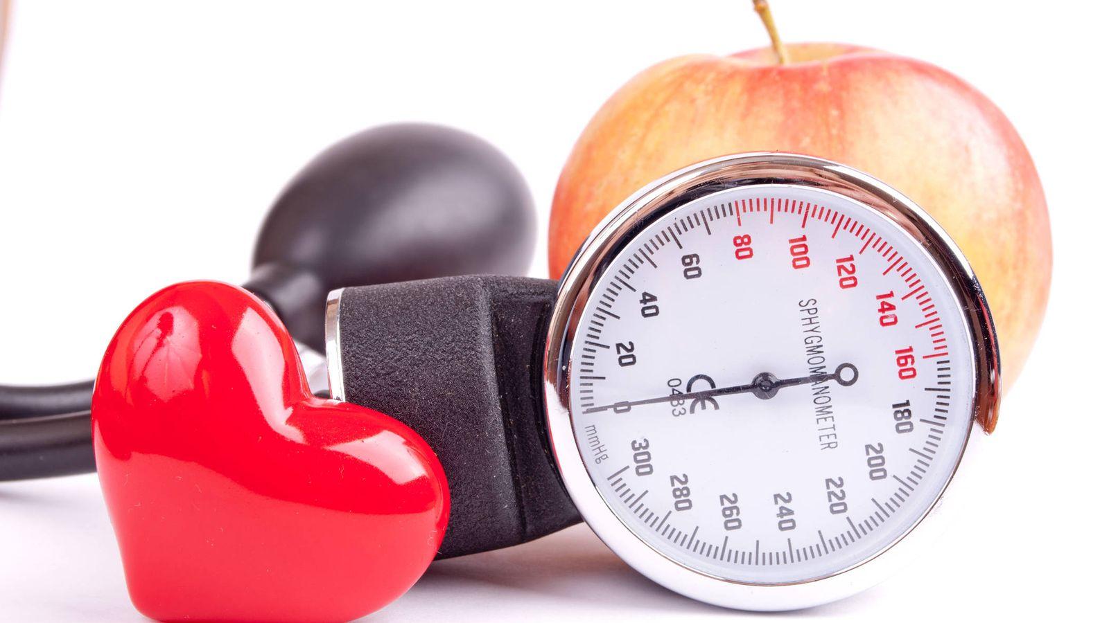 Foto: Cuidando la presión arterial. (iStock)