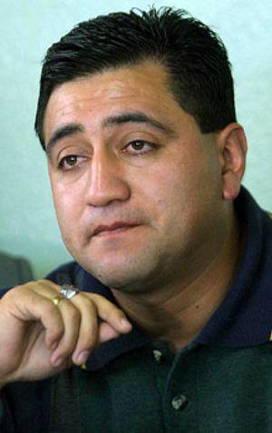 El último escándalo de Byron Moreno, el Al-Ghandour de la selección italiana