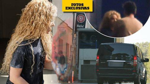 Encontramos a Shakira en pleno revuelo por su crisis con Piqué