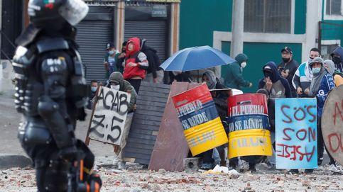El paro nacional se enquista en Colombia: los disturbios en Bogotá dejan más de 80 heridos