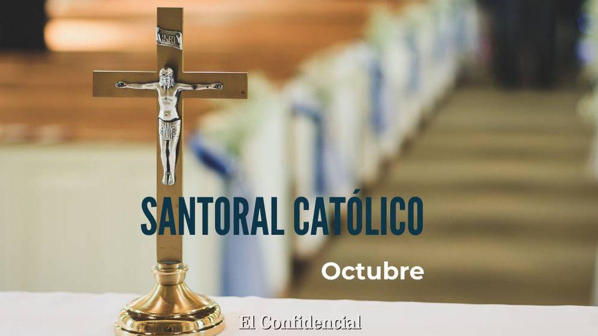 Santoral Católico De Octubre Todos Los Santos Del Mes Desde Santa Teresa A Juan Pablo Ii