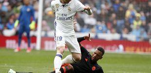 Post de Modric asoma la cabeza cuando más lo necesita el Real Madrid