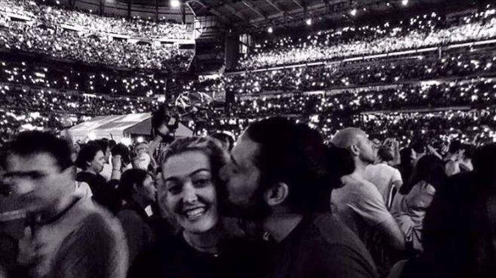 Foto: Marta Ortega y Carlos Torretta en una imagen de Instagram