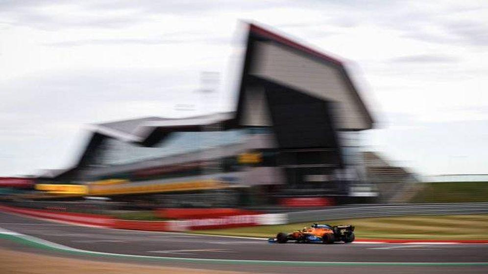 Foto: Por primera vez en 2020 Carlos Sainz se quedaba fuera del Q3. (McLaren)
