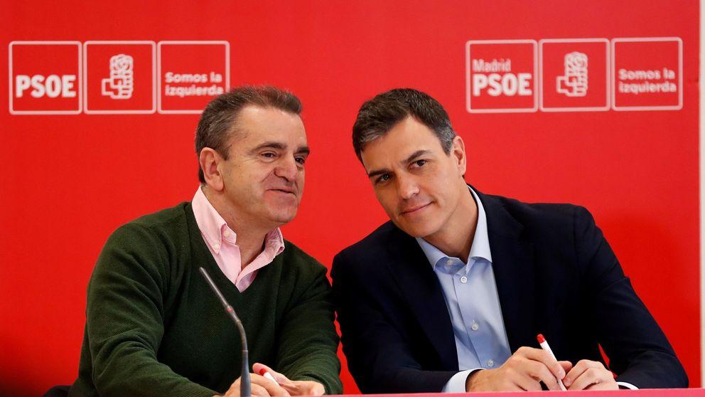 Sánchez desautoriza a Franco y promete una rival ganadora frente a Carmena