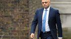 Dimite inesperadamente el ministro británico de Finanzas, Sajid Javid