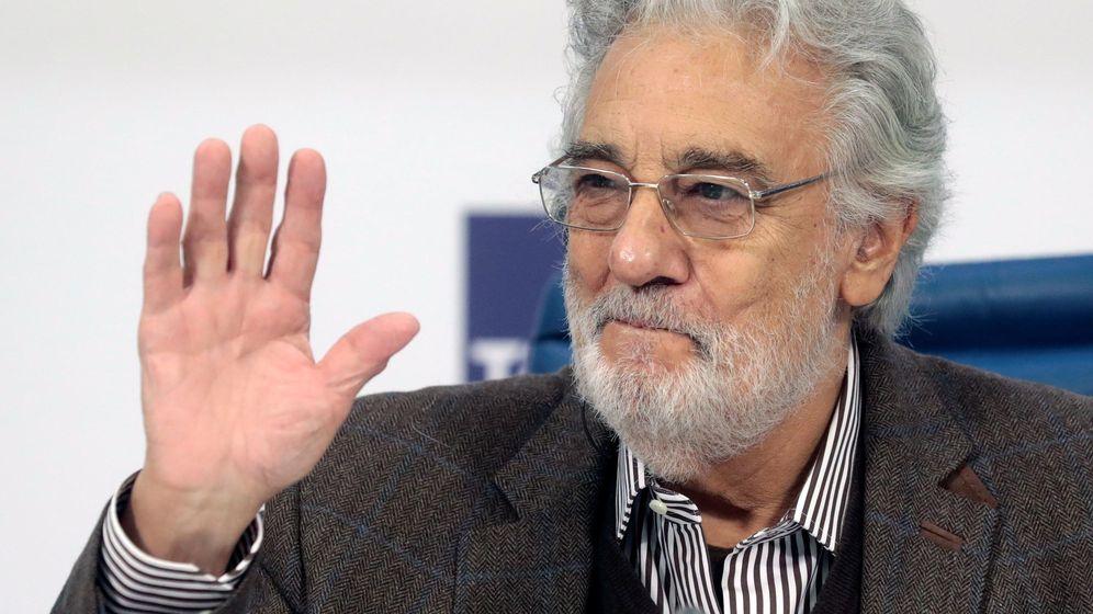 Foto: Plácido Domingo. (Reuters)