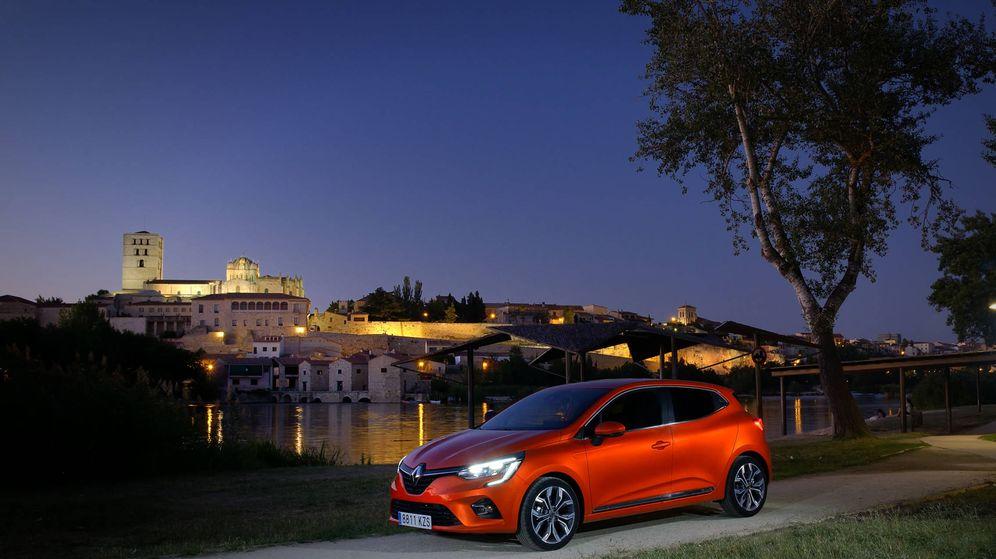 Foto: El nuevo Renault Clio aporta nueva plataforma y más tecnología, pero con una estética continuista.