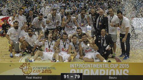 El Real Madrid culmina un año perfecto con el título de la Intercontinental