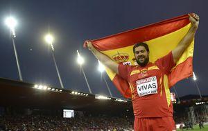 Borja Vivas confirma el cambio del atletismo español con una medalla