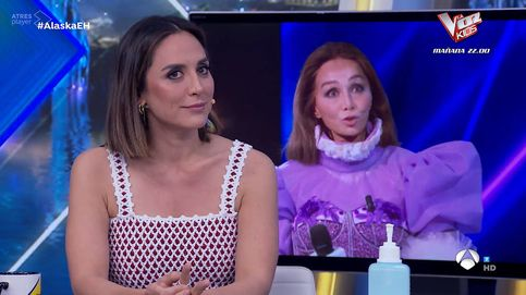 La insólita revelación de Tamara Falcó tras ver a su madre en 'Mask Singer'