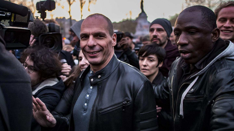Varoufakis, en París, en una imagen de 2016. (EFE)