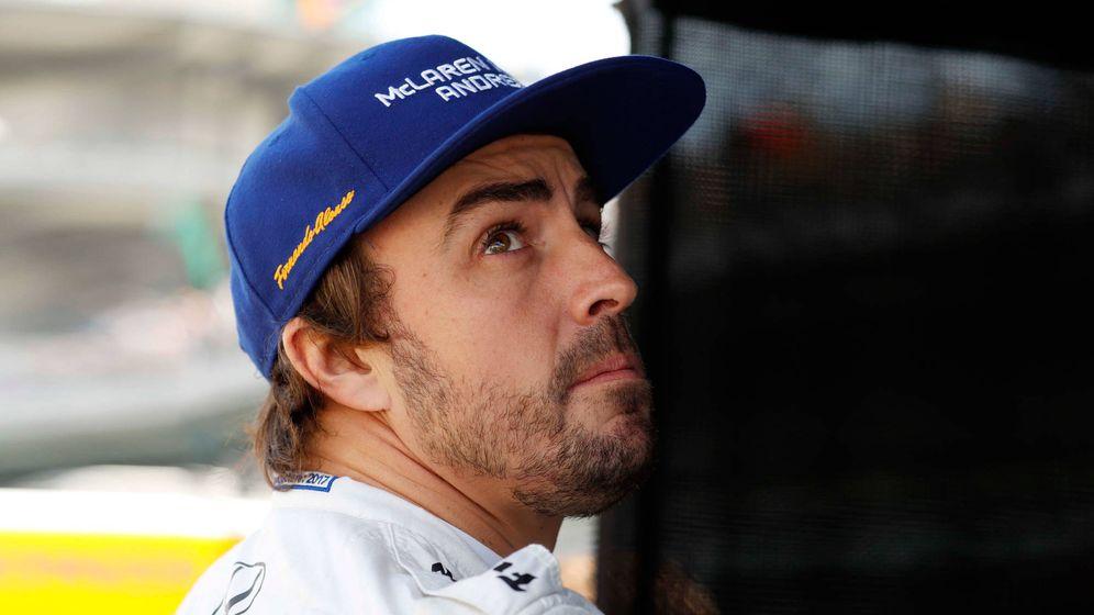 Foto: Fernando Alonso en una imagen de archivo. (Reuters)