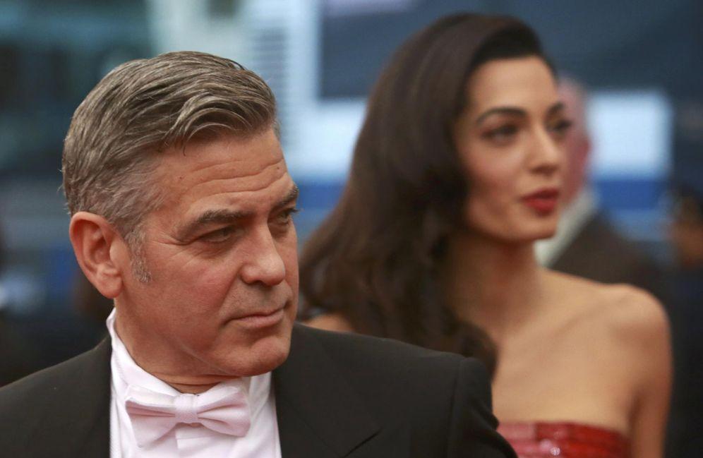 Foto: El efecto George Clooney por el que las inteligentes los prefieren mayores