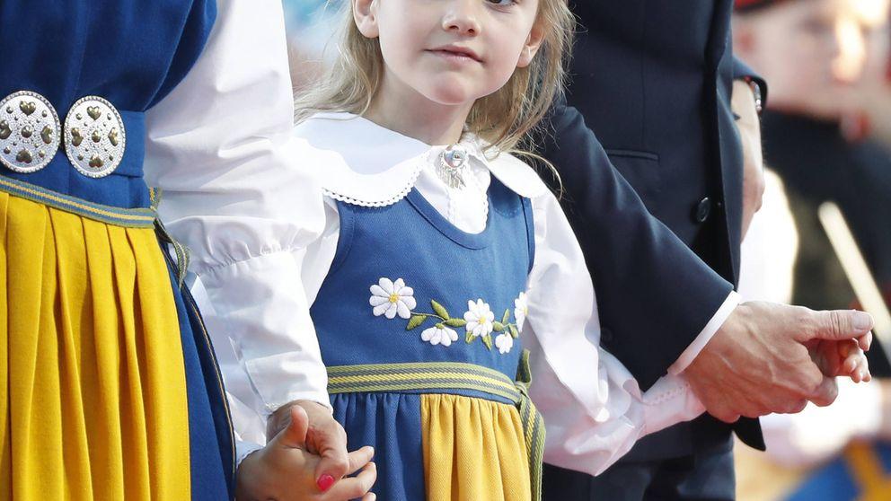 Estelle de Suecia, otra pequeña princesa 'damnificada' por el coronavirus