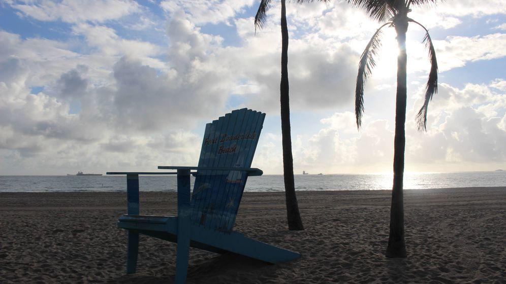 Foto: Playa de Las Olas en Fort Lauderdale, Florida. (T.F.)