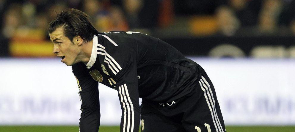 El Real Madrid da un paso hacia un lado, Gareth Bale también
