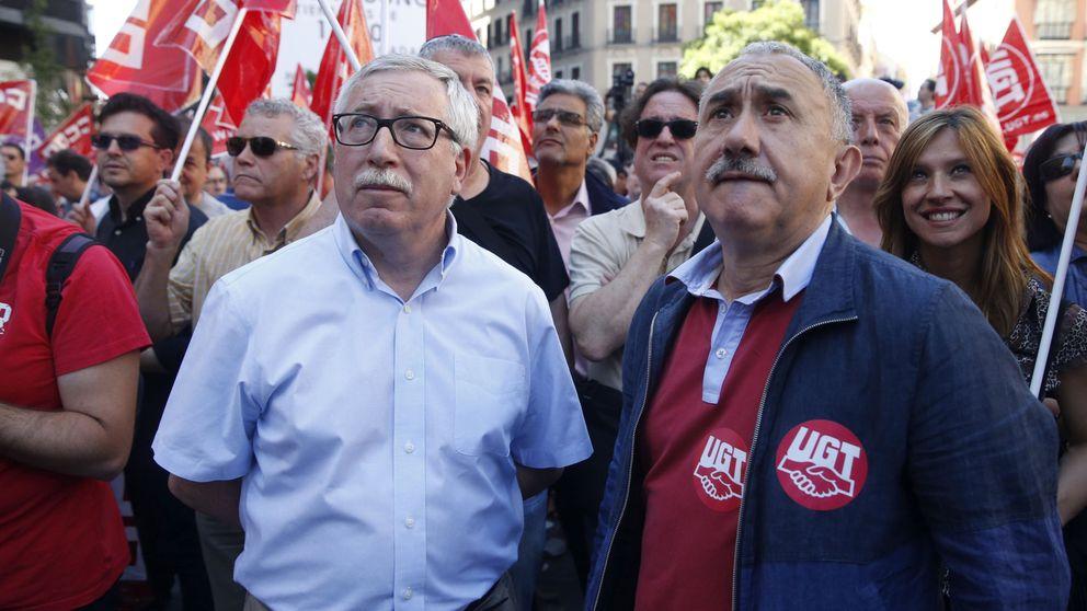 Los sindicatos proponen a la patronal una subida salarial del 3% para 2017