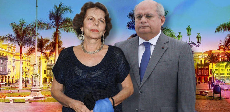 Patricia Llosa, nueva vida al lado del ex primer ministro de Perú