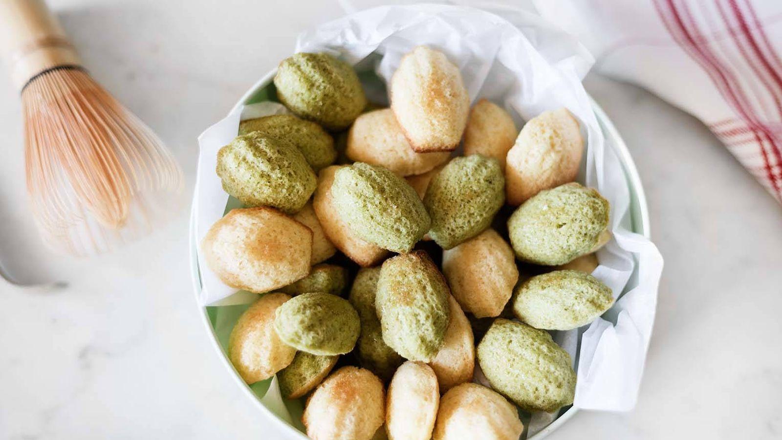 Foto: Un característico color verde para estos dulces. (Snaps Fotografía)