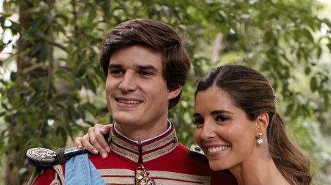 Belén Corsini, la novia del maquillaje bronceado y la coleta con ultravolumen