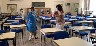 Post de Vuelta al cole en Portugal: mascarillas, niños eufóricos y padres ansiosos