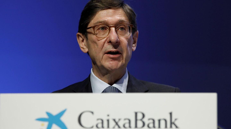 El presidente de CaixaBank, José Ignacio Goirigolzarri. (EFE)