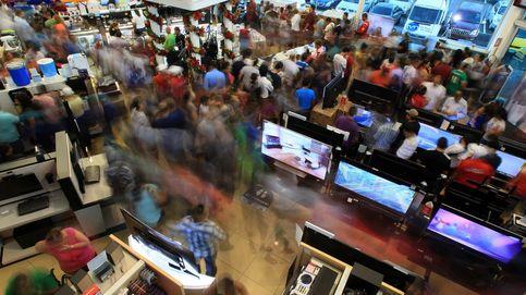 ¿Precariedad? Los centros comerciales crecen el 6% y contratan un 0,8% más