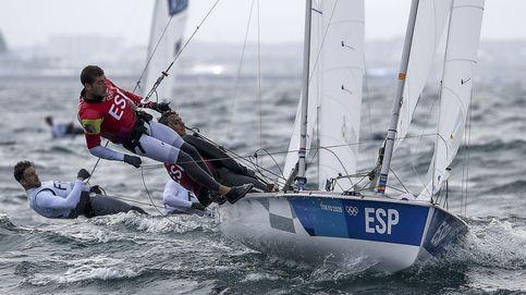 Las opciones de España para ganar una medalla en vela nueve años después