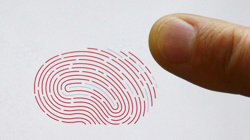 656f657fbe5 Foto: Las huellas con las que desbloqueamos nuestro móvil podrían no ser  tan seguras.