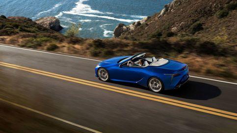Lexus LC500 Cabrio: deportividad y cuidado por el detalle