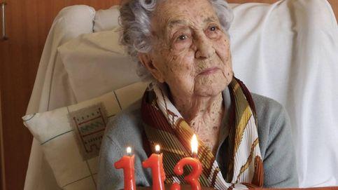 La anciana más longeva de España supera el coronavirus a los 113 años