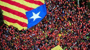 Cataluña, año 2018