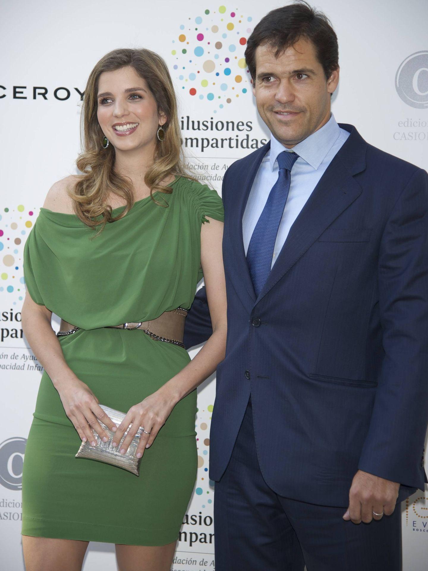 Margarita y Luis Alfonso, en una foto de archivo. (Getty)