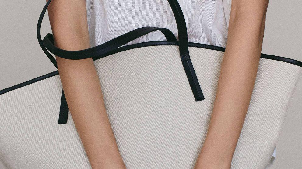 Este bolso y cinturón de Massimo Dutti son la pareja perfecta en clave sofisticada
