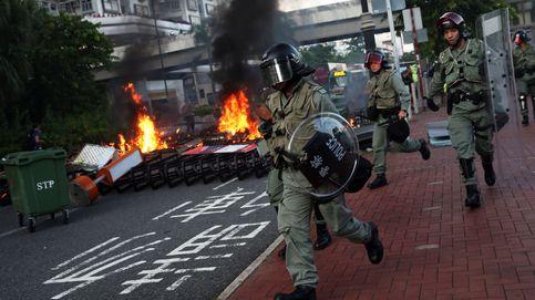 Caos en Hong Kong: los manifestantes llevan sus protestas a los centros comerciales