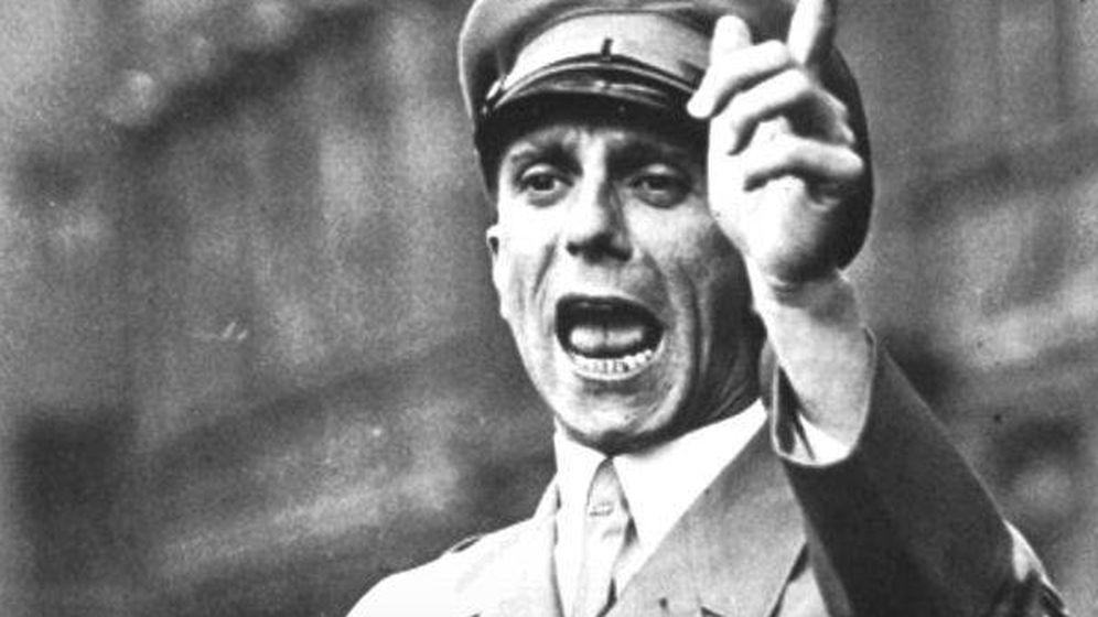 Foto: Joseph Goebbels