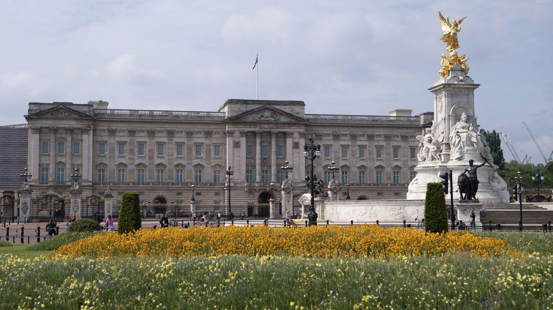 Una imagen reciente del palacio de Buckingham. (EFE)