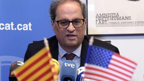Albiol a Torra: Blasfema contra España. La política de de gestos de Sánchez es estéril