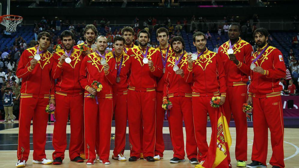 Foto: España ha ganado la plata en las dos últimas dos ediciones de los Juegos Olímpicos. (Sergio Pérez/Reuters)
