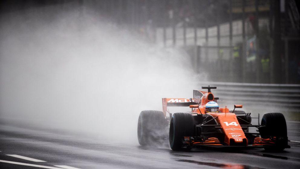 McLaren y Honda ponen el punto y final a su azarosa aventura en común