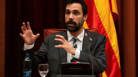 La ronda de contactos del Parlament desnuda la debilidad constitucionalista