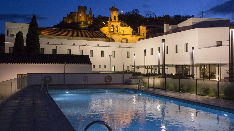 El Hotel Convento Aracena & Spa. (Cortesía)