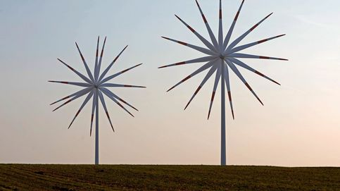 Campo eólico en Alemania