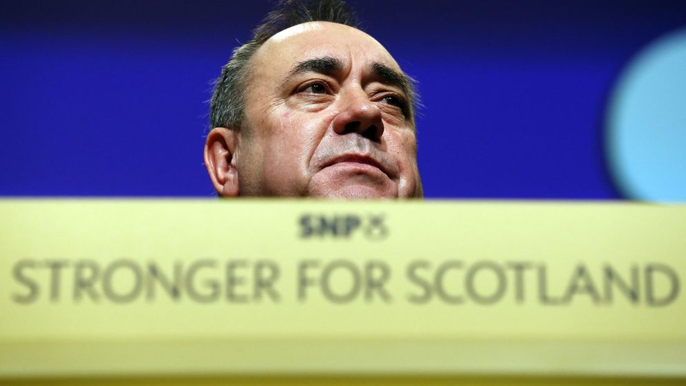 Alex Salmond cree que del 27S legitima un referéndum pactado en Cataluña