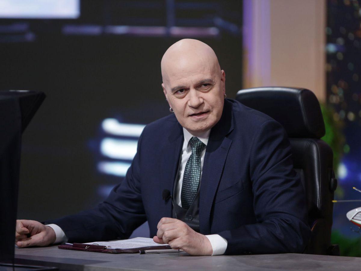 Foto: Slavi Trifonov, líder del partido búlgaro Existe Tal Pueblo (ITN). (Reuters)