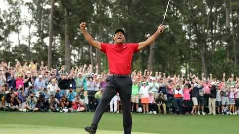 Tiger Woods se recupera de una larga cirugía en pie, tobillo, tibia y peroné