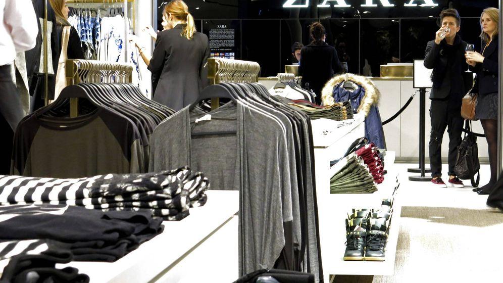 Foto: Tienda Zara en Londres (Efe)