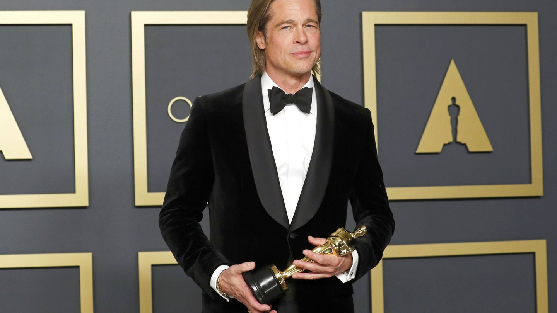 Brad Pitt ha estado centrado en su familia, su carrera y su sobriedad. (Reuters)