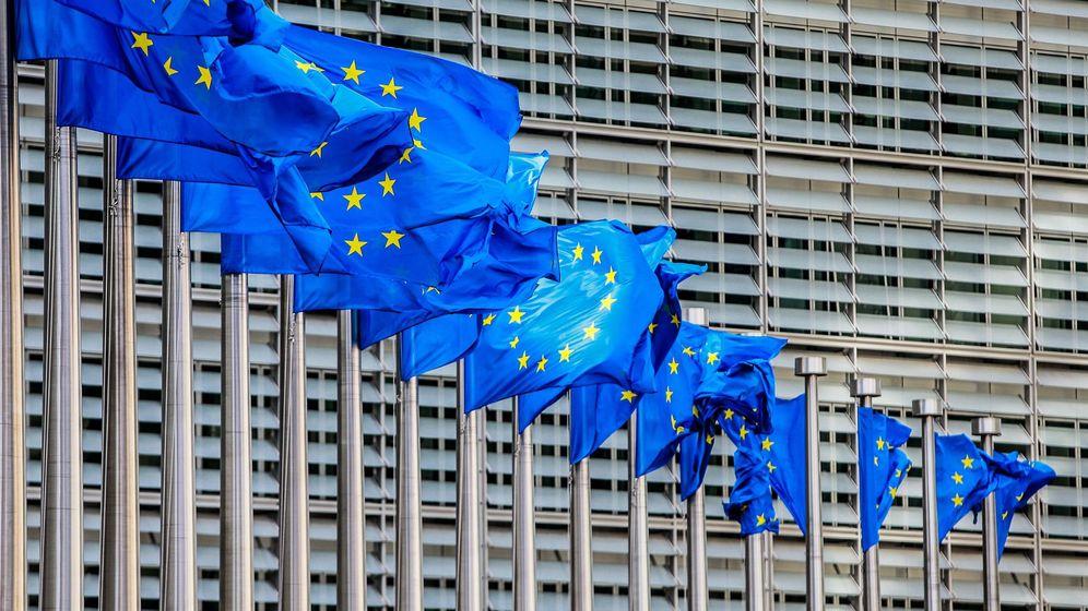 Foto: Fachada de la sede de la Comisión Europea, en Bruselas. (EFE)